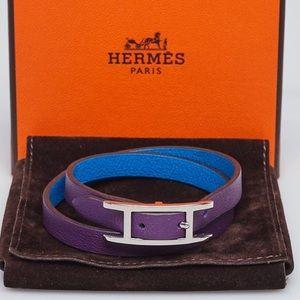 Hermes Reversible Hapi Bracelet